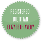 Registered Dietician Seal